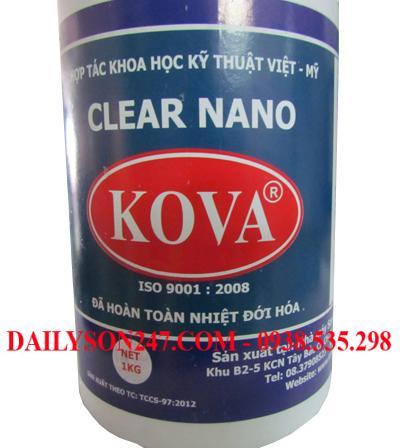 keo-bong-clear-nano-e3-son-kova-keo-bong-kova-clear-nano-e3-son-kova-gia-re