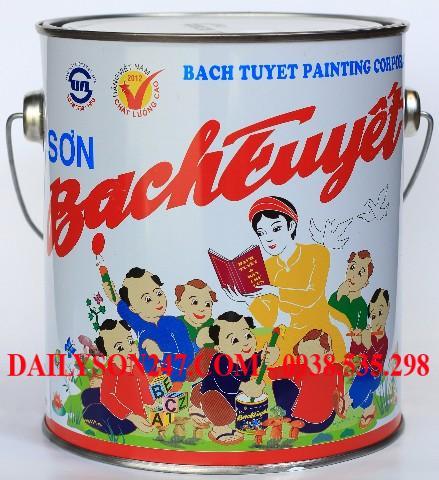 son-dau-bach-tuyet-nhanh-kho