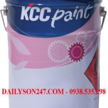 Sơn lót KCC kim loại mạ kẽm