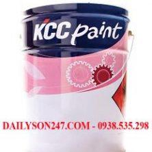 Sơn phủ epoxy KCC cho hồ xử lý nước thải
