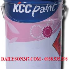 Sơn phủ KCC Polyurethane UT6581 chuẩn