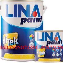 Sơn vân bóng Lina chuyên dùng cho két sắt giá rẻ
