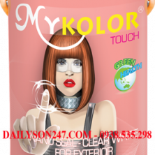 Sơn lót Mykolor Nano Seal Clear White for ext