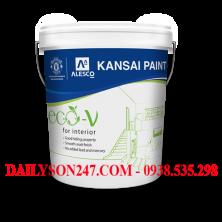 Sơn nội thất Kansai Eco-V For Int