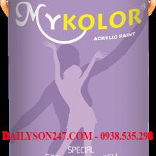 Sơn nội thất Mykolor Semigloss Finish