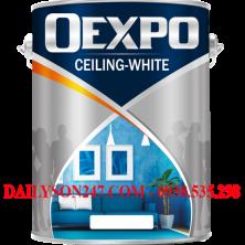 Sơn phủ nội thất Oexpo Ceiling White