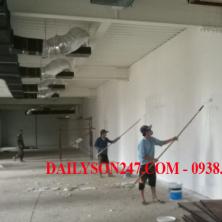 Các tiêu chí chọn dich vụ thi công sơn chuyên nghiệp tại TP HCM
