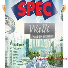 Sơn chống thấm Spec Walli Water Borne