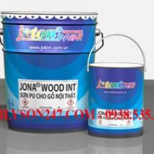 Sơn công nghiệp Joton Jona Wood Int