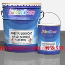 Sơn công nghiệp Joton Jones PU Conwood