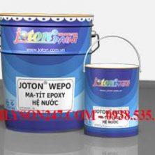 Sơn công nghiệp Joton Wepo