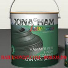 Sơn dầu Joton JONA HAM vân bông