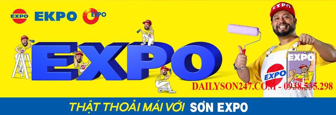 Sơn Expo giá rẻ tại Mai Thiên Phúc