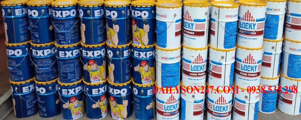 Sơn Expo 4 Oranges giá rẻ