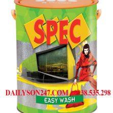 Sơn nội thất Spec Easy Wash Styrene Acrylic