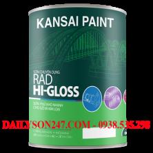 Sơn thông thường Kansai Rad Hi-Gloss