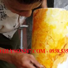 Quy trình thi công sơn giả đá đúng kỹ thuật