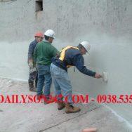 Cách chống thấm tường nhà liền kề đơn giản mà hiệu quả