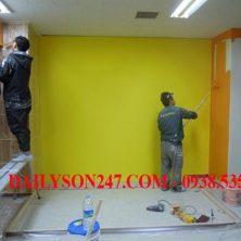 Cách dùng và bảo quản sơn nội thất cao cấp