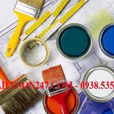 Các loại sơn dầu thông dụng trên thị trường hiện nay