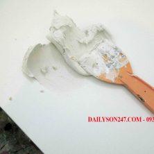 Cách sử dụng bột trét tường đơn giản mà hiệu quả