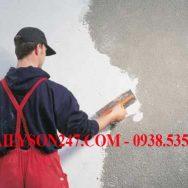 Cáchpha trộnbột trét tường đúng kỹ thuật