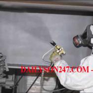 Quy trình sơn sắt thép đúng kỹ thuật