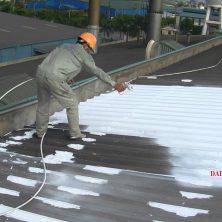Tìm hiểu về sơn cách nhiệt chống nóng mái tôn ?
