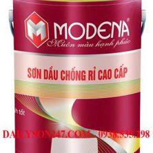 Sơn dầu Nero Modena chống rỉ cao cấp