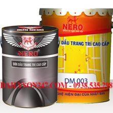 Sơn dầu Nero trang trí cao cấp