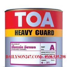 Sơn epoxy Toa Epoguard Enamel for int