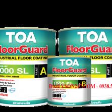 Sơn epoxy Toa Floorguard 1000 SL