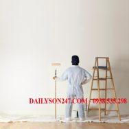 Sơn lại nhà có cần sơn lót không ?