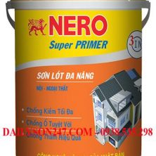Sơn lót Nero Super Primer