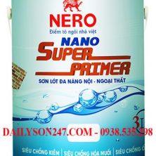 Sơn lót Nero Nano Super Primer