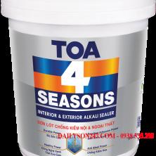 Sơn lót Toa 4 Seasons Alkali Sealer for int ext