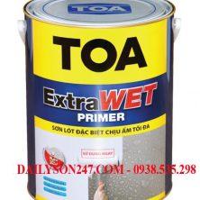 Sơn lót TOA Extra Wet Primer for ext