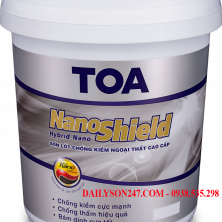 Sơn lót TOA NanoShield for ext