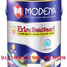 Sơn ngoại thất Nero Modena Extra Shield Pearl