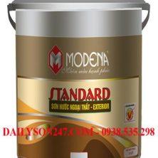 Sơn ngoại thất Nero Modena Standard