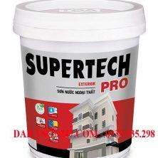 Sơn ngoại thất Toa Supertech Pro Exterior