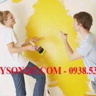 Cách bảo quản sơn tường tốt nhất