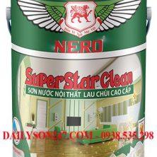 Sơn nội thất Nero Super Star Clean