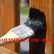 Những điều cần biết về sơn nước cho gỗ
