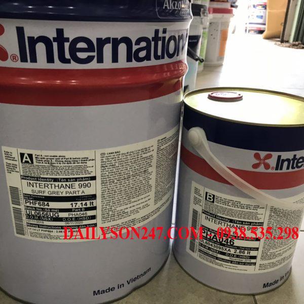 son-phu-international-son-Interthane-990