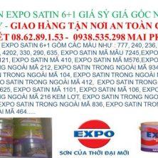 SƠN EXPO SATIN 6+1 BÓNG GIÁ SỶ TOÀN QUỐC
