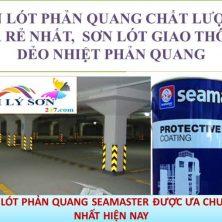 Sơn Phản Quang dành cho dự án lơn trên Toàn Quốc